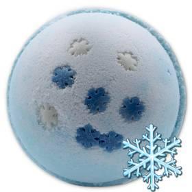 Bombe de Bain flocon de neige - Myrtilles