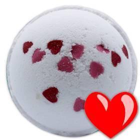 Bombe de Bain Love Hearts - Fleurs sauvages